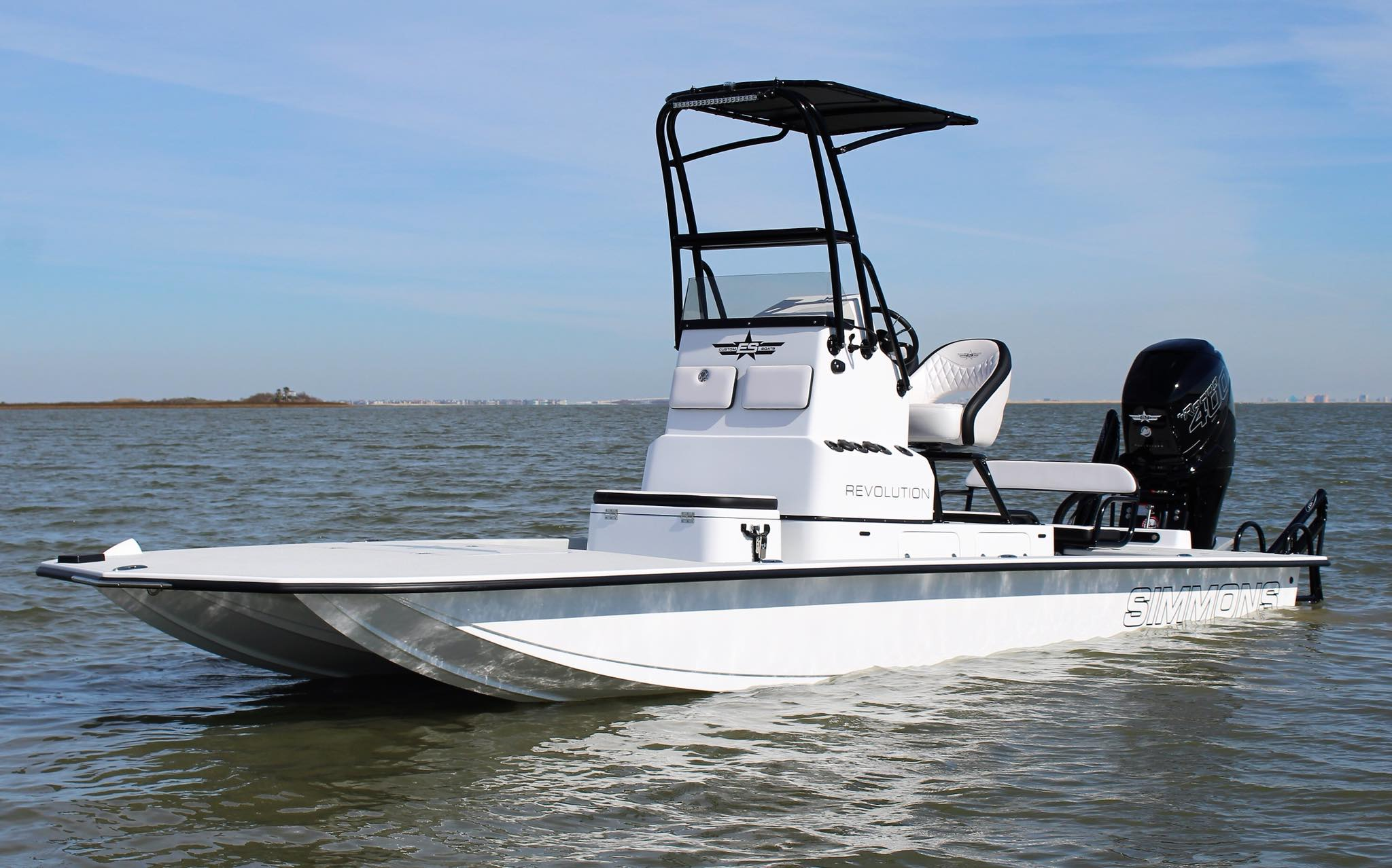 Eric Simmons Custom Boats / Simmons Custom Rigging
